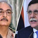 تونس تدعو السراج وحفتر إلى الالتزام باحترام وقف إطلاق النار