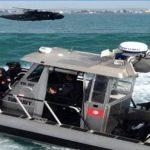"""وحدات من جيش البحر والحرس البحري تُنقذُ 53 """"حارقا"""""""