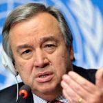 أمين عام الأمم المتحدة يُحذّر تركيا من مغبّة إرسال قوات عسكرية الى ليبيا