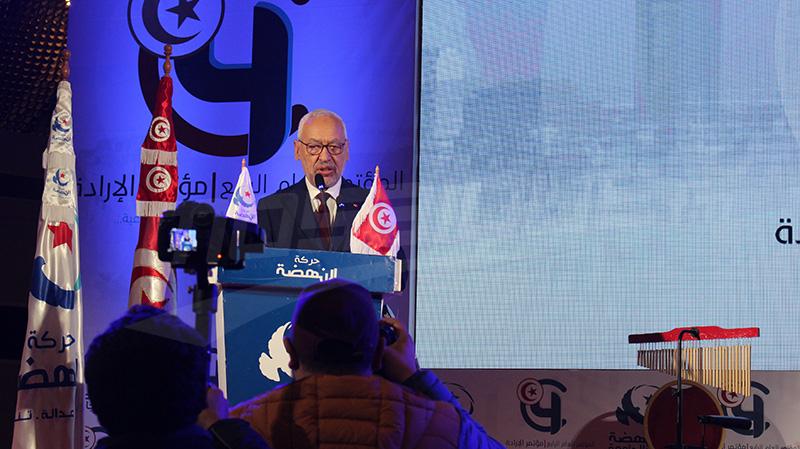 الغنوشي: في تونس عائلات إسلامية ويسارية ودستورية ومُهمّ أن يكون الحوار بينها جار
