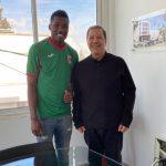 تعزيز جديد في الملعب التونسي