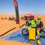 """وفاة درّاج ثان في """"رالي"""" داكار بالسعودية"""