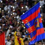 الشرطة الإسبانية تعتقل أكثر من 100 مشجع برشلوني