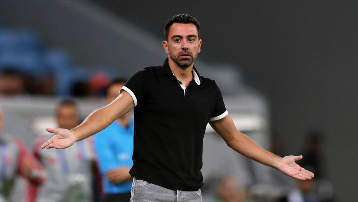 تشافي يكشف عن سبب رفضه تدريب برشلونة