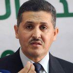 لقاء غير مُعلن بين قيس سعيد وعماد الدايمي مُرشح ائتلاف الكرامة