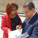 نائبة جديدة تُؤدي اليمين في جلسة منح الثقة للحكومة