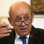 فحوى لقاء قيس سعيد بوزير خارجية فرنسا