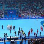 بسبب أحداث نهائي كرة اليد: الاتحاد الافريقي يعاقب تونس