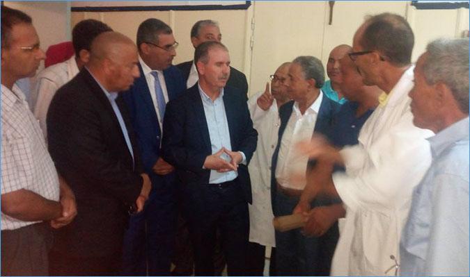 بعد سيارة إسعاف لتوزر: الاتحاد سيتبرّع بـ100 مليون لمُستشفى القصرين