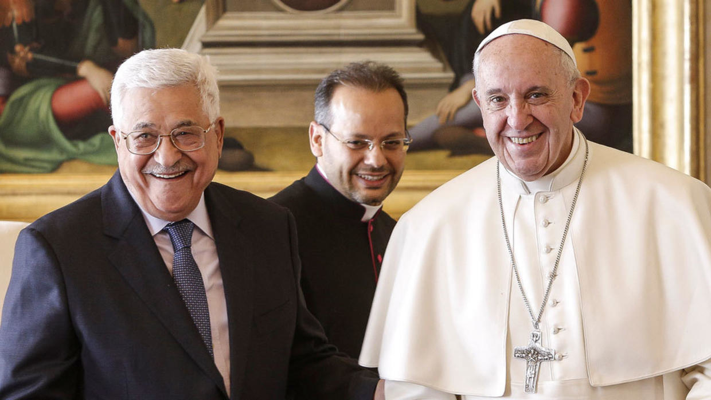 البابا فرنسيس: صفقة القرن حلّ غير عادل