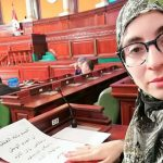 ايمان بالطيب تستقيل وتتّهم ياسين العياري