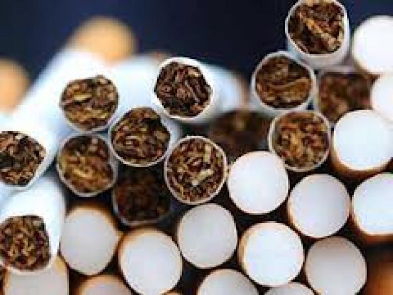 المنيهلة: حجز 16729 علبة سجائر مجهولة المصدر