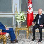 الرئاسة: الفخفاخ اطلع قيس سعيّد على آخر مُستجدات المشاورات