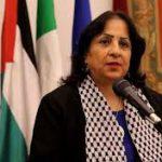 وزيرة الصحة الفلسطينية: نُنسّق مع إسرائيل لمُواجهة فيروس كورونا