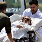 مصر: حسني مبارك في العناية المركزة