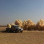 في مواجهة مُسلحة مع الديوانة : مُهرب يستعيد شاحنته ويُحرر صديقه بالاستعانة بـ25 مهربا