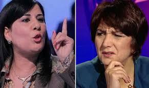 سامية عبو: عبير موسي مُرتزقة وعندما تتحدث عن الفساد لحمي يقشعر