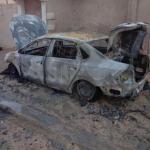 قبلي: مجهولون يحرقون سيارة رئيس بلدية جُمنة الإداريّة