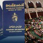 مشروع قانون تمتيع النواب بجواز سفر دبلوماسي: بدعة يرفضها التونسيون رفضا باتا