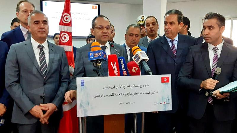 """وزير الداخلية: عدد قضايا الـ""""براكاجات"""" انخفض بـ 20 % في جانفي 2020"""
