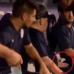 جدل كبير في الأرجنتين بسبب لقطة مارادونا (فيديو)
