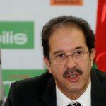 نشيد الكيان الاسرائيلي المحتل يطيح برئيس اللجنة الأولمبية الجزائرية