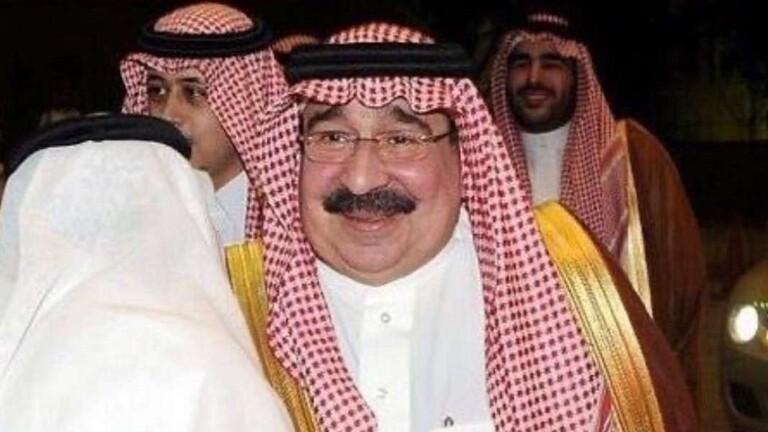 وفاة الامير طلال بن سعود بن عبد العزيز