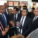 """وزير النقل: تعليق الرحلات الجوية مع بلدان بها إصابات بـ""""كورونا"""" غير وارد حاليا"""