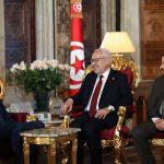 الغنوشي يتلقّى دعوة رسمية لزيارة الجزائر