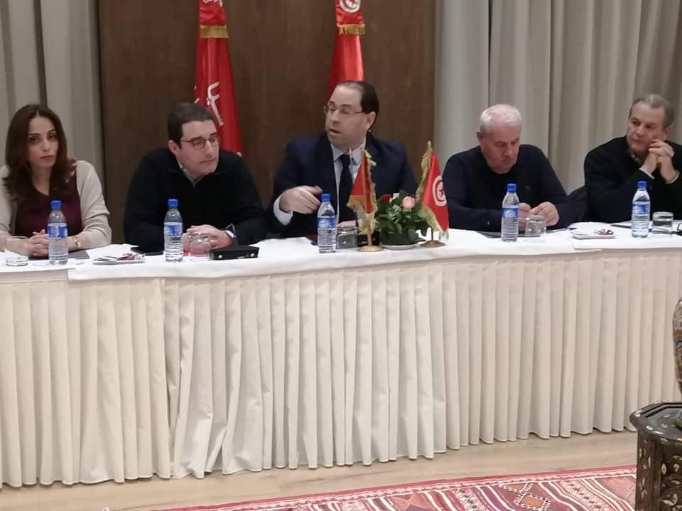 بعد غد: مجلس وطني استثنائي وعاجل لتحيا تونس