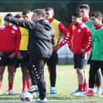 منتخب الأواسط يواصل التحضير لكأس العرب