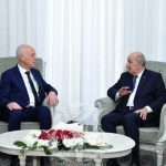 زيارة الجزائر : جلسة مُغلقة بين تبون وقيس سعيد بقصر المُرادية ( صور)