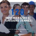 ألمانيا تفتح باب انتداب 120 ممرضا من تونس