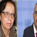 النيفر: وثيقة وراء إقالة سفير تونس بالأمم المتحدة