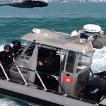 """جيش البحر يُنقذ 11 """"حارقا"""" قادمين من ليبيا"""