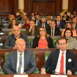 """فوضى بالجلسة العامة وكتلة """"قلب تونس"""" تنسحب"""