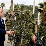 سعيّد: ماضون قدما للقضاء على الإرهاب وضمان أمن التونسيين