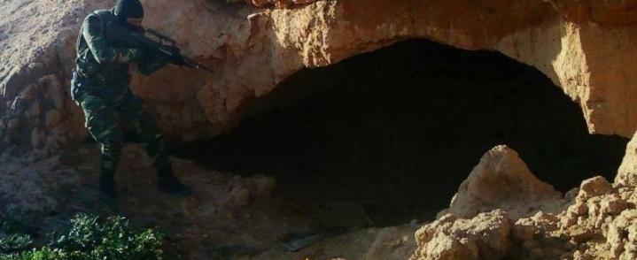 الداخليّة: الكشف عن مخيّم لعناصر إرهابيّة بجبل سمّامة
