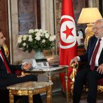 الغنوشي لوزير الخارجية: لا بد من تكامل بين الديبلوماسية البرلمانية والديبلوماسية الرسمية