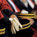 """أزمة"""" كورونا"""": المجلس الأعلى للقضاء يعتبر ان تونس تعيش قوة قاهرة"""