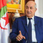 عبد المجيد تبون الثلاثاء القادم في برلمان تونس