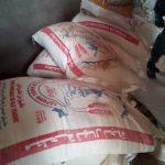 المنستير: إيقاف صاحبة محل مواد غذائية وحجز 4 أطنان من السميد والفرينة