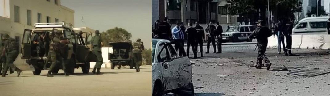 عملية البحيرة الارهابية: 5 إيقافات وعشرات المداهمات