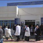 القيروان: الاطارات الطبية وشبه الطبية بمستشفى ابن الجزار يحتجّون