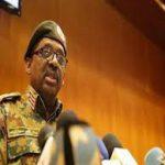 وفاة وزير دفاع السودان