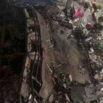الصين: انهيار فندق مُخصص للحجر الصحي للمُصابين بكورونا (فيديو)