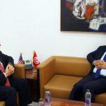 سفير أمريكا للمكي: مُستعدون لتقديم الدعم المالي والمادي لتونس