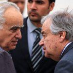 مبعوث الأمم المتحدة بليبيا يطلب إعفاءه من منصبه