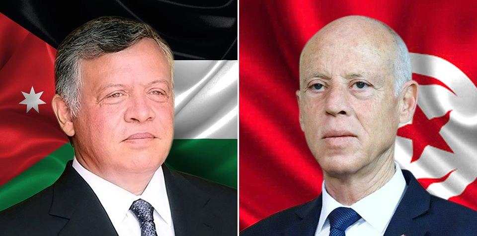 ملك الأردن يُرسل لتونس طائرة تُقل دواء الملاريا