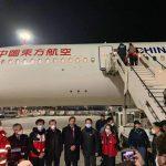 """إيطاليا: وصول وفد طبّي صيني للمساعدة على احتواء انتشار """"كورونا"""""""